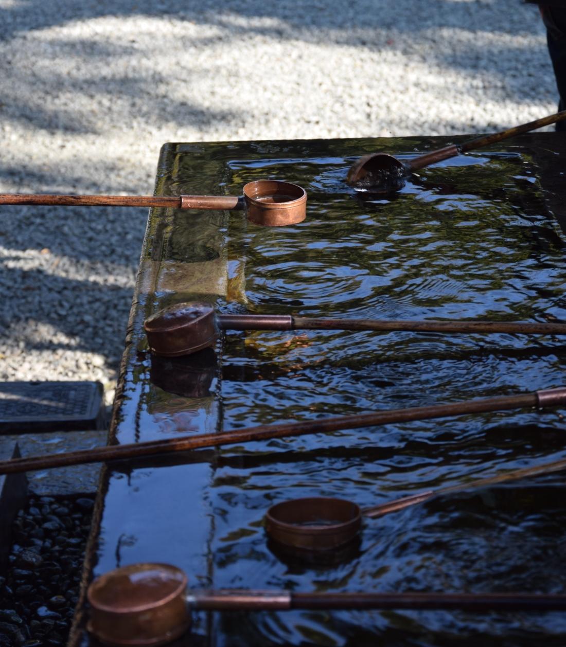 Rituel Temple Kamakura Japon