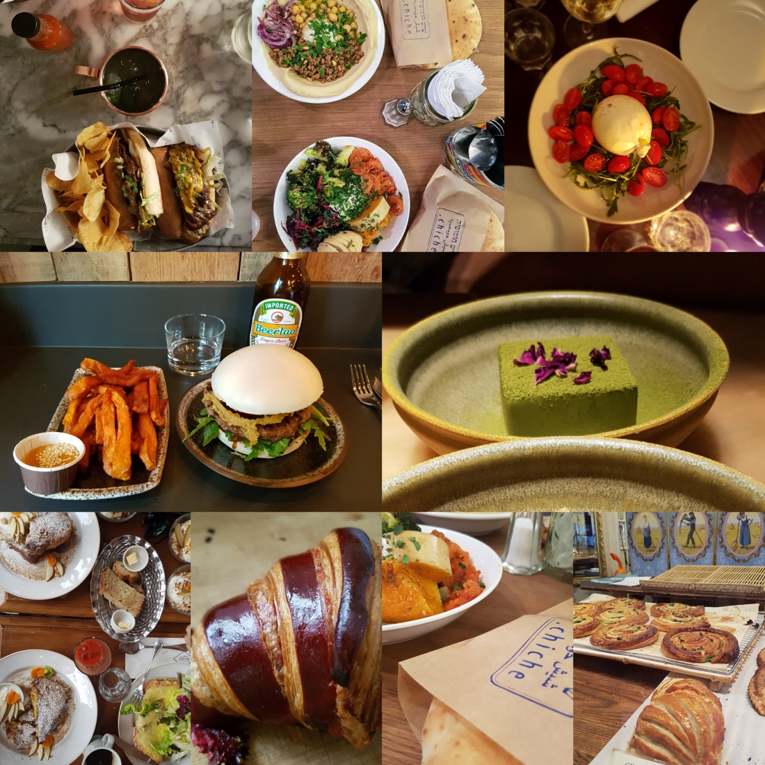 Restaurant bar boulangerie Paris 10